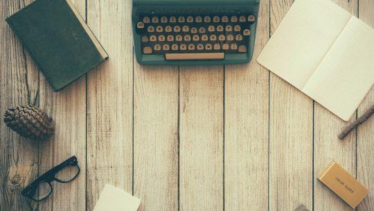 Yazıyorum