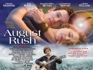 en iyi film August Rush